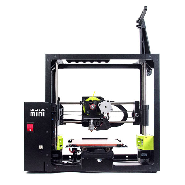 3dprinter lulzbot-mini